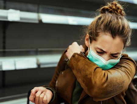 Le masque n'est pas un nid à microbes