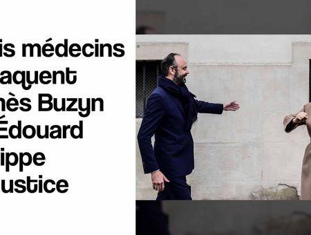 Une plainte contre Agnès Buzyn et Édouard Philippe