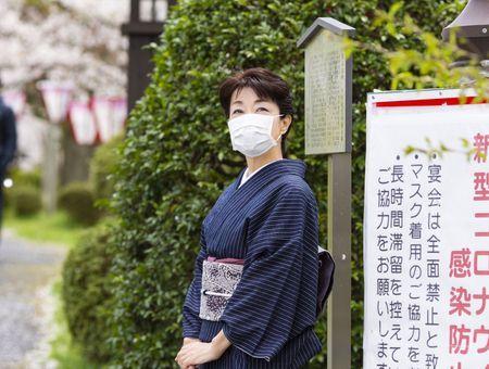 Coronavirus : le japon prolonge son état d'urgence