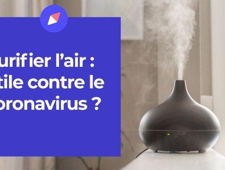 Purificateurs d'air : sont-ils efficaces contre le virus ?