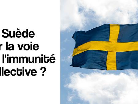 La Suède sur la voie de l'immunité collective ?