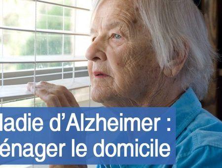 Maladie d'Alzheimer : comment aménager le domicile ?