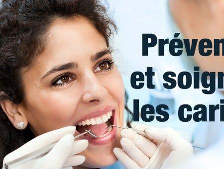 Prévenir et soigner les caries dentaires