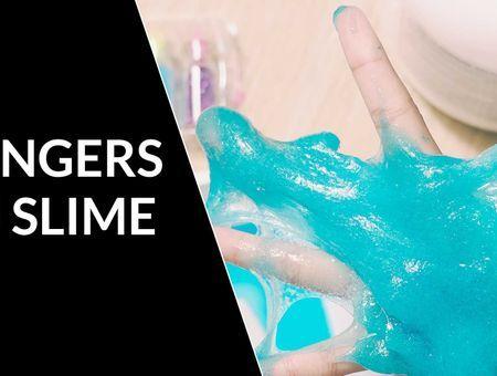"""Les autorités sanitaires alertent sur les dangers du """"slime"""" !"""