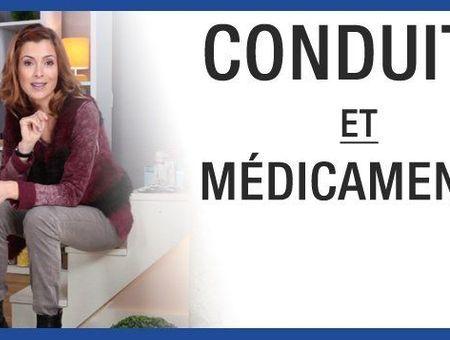 Conduite et médicaments