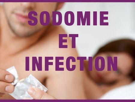 Sodomie et risques d'infections (Anne de Kervasdoué)