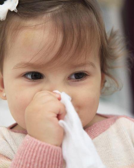 Rhume de bébé : que faire ?