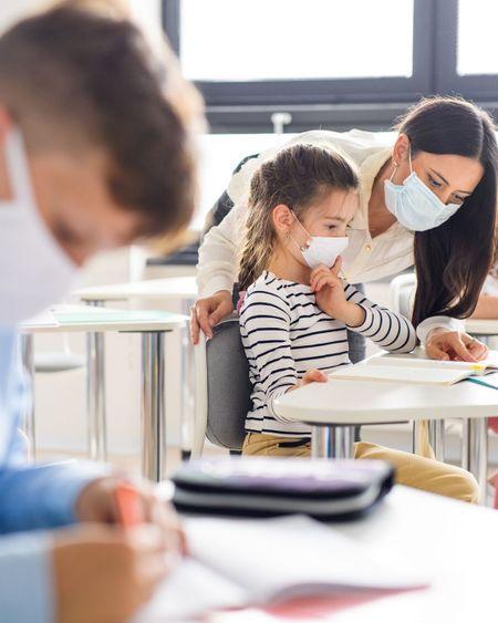 Covid école : masques, protocole dans les classes et à la récréation