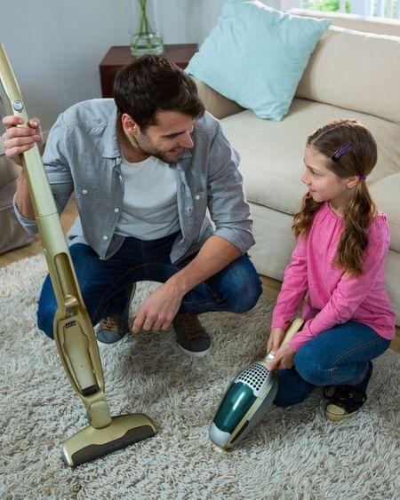 Tâches ménagères : motivez toute la famille