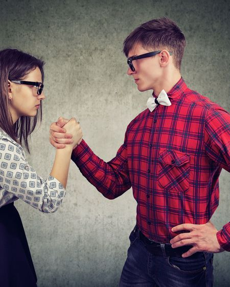 Télétravail : perturber la routine de son conjoint serait (inévitablement) une source de conflit