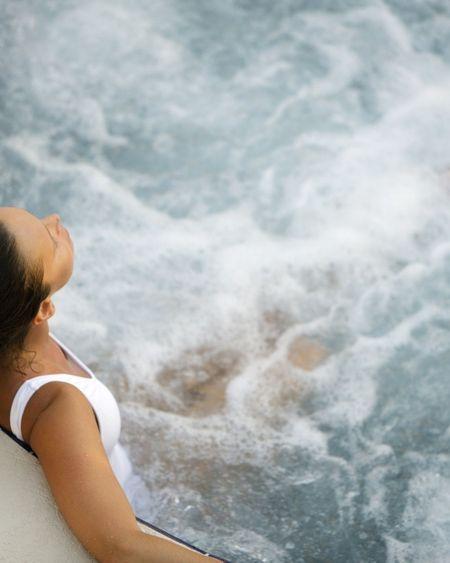 Hydrothérapie : l'eau au service des soins