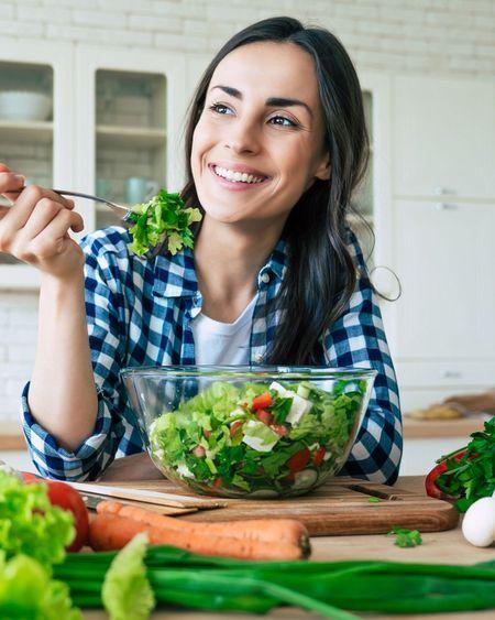 Le régime végétarien à la loupe