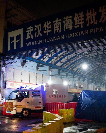 Covid 19 : l'anniversaire du premier mort ignoré à Wuhan