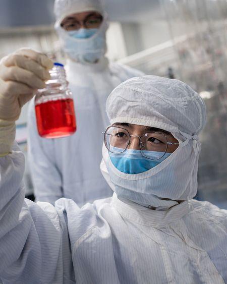 Virus : en Chine, le vaccin se fabrique déjà à grande échelle