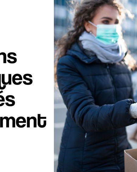 40 millions de masques distribués gratuitement