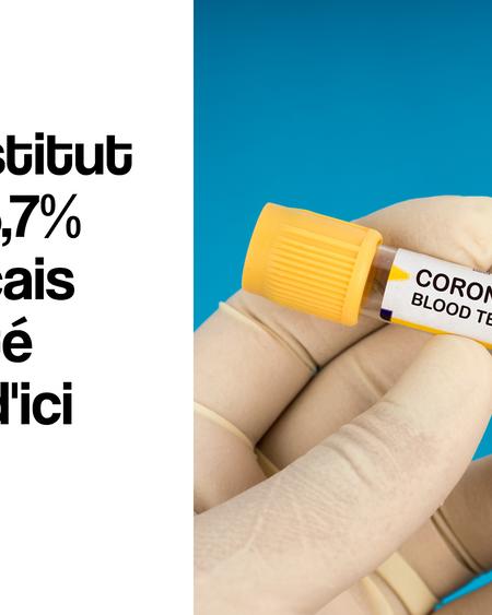 Coronavirus : 5,7% des Français infectés d'ici le 11 mai