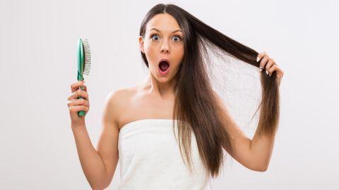 Testez vos connaissances sur la chute de cheveux