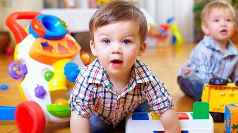 10 activités d'éveil pour un bébé de 12 à 18 mois