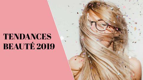 Tendances beauté 2019