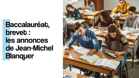 examens scolaires blanquer