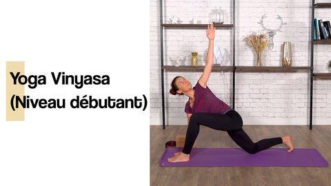 yoga vinyasa debutants