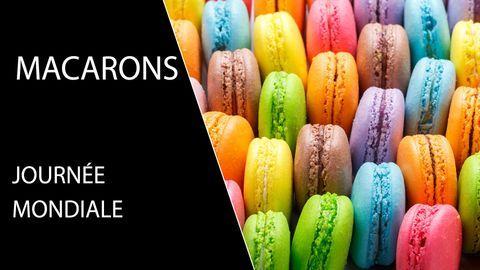 Journée mondiale du macaron