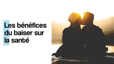 benefices-sante-baiser