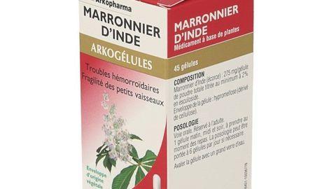 ARKOGELULES MARRONNIER D'INDE