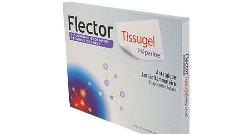 FLECTOR TISSUGEL HEPARINE