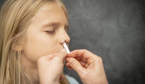 vaccin nasal