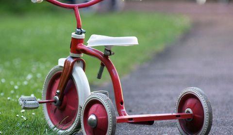 Choisir un tricycle évolutif