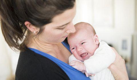 RGO : symptômes et traitements du reflux gastro-œsophagien chez Bébé