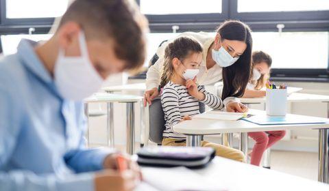 Ecoles ouvertes : Quels sont les risques de contamination ?