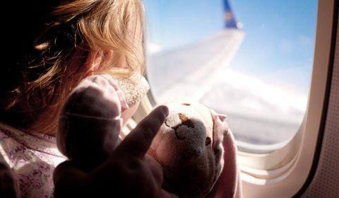 voyage à l'étranger avec bébé
