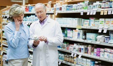 Non à la vente de médicaments hors pharmacies.