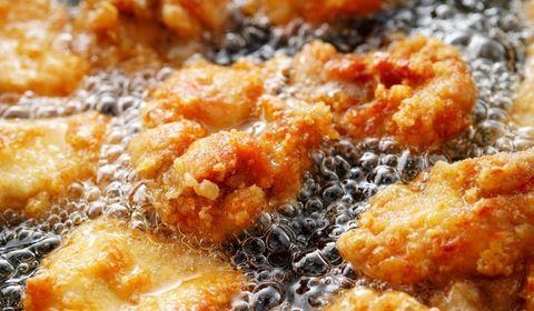 Les aliments frits, même consommés avec modération, seraient néfastes pour le coeur