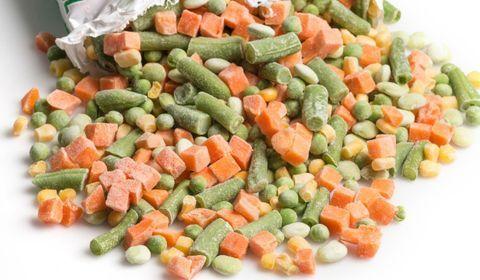 Pesticides : les fruits et légumes surgelés sont les plus contaminés