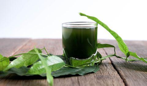 chlorophylle et santé
