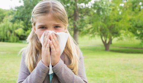 climat et allergie