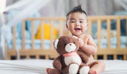 développement audition bébé