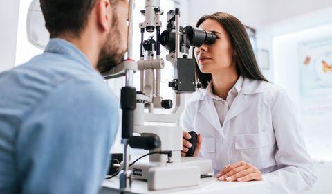 Maladie des yeux - Troubles de la vision
