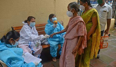 L'Inde a franchi dimanche le cap des trois millions de personnes porteuses du nouveau coronavirus, selon le ministère de la Santé.