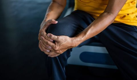 Ligament croisé antérieur du genou