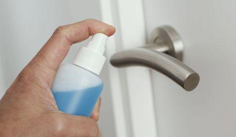 Coronavirus : comment nettoyer les surfaces