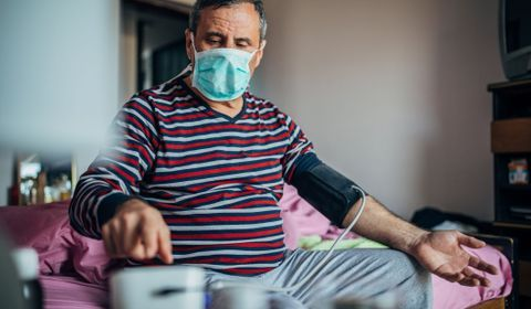 Hypertension artérielle et coronavirus : quels sont les risques ?