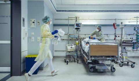 Covid-19 : 40% des activités déprogrammées dans les hôpitaux d'Ile-de-France