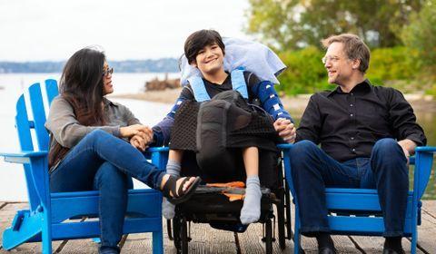 Un enfant handicapé : un défi pour le couple