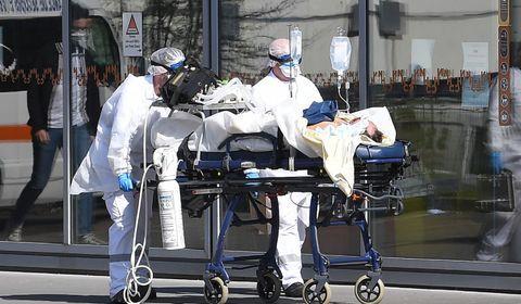 Coronavirus : les Etats-Unis ont le plus grand nombre de cas recensés dans le monde