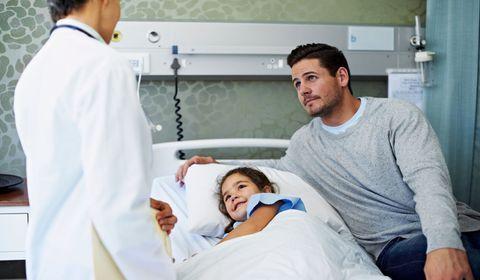 L'hôpital a encore des progrès à faire sur la prise en charge des enfants