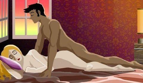La belle endormie - Kamasutra
